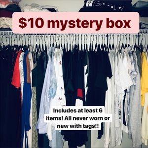 $10 mystery box!